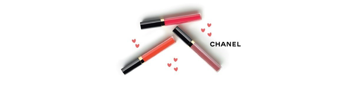chanel rouge coco gloss brilho labios
