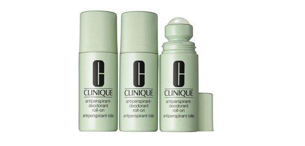 clinique antiperspirant deodorant roll on