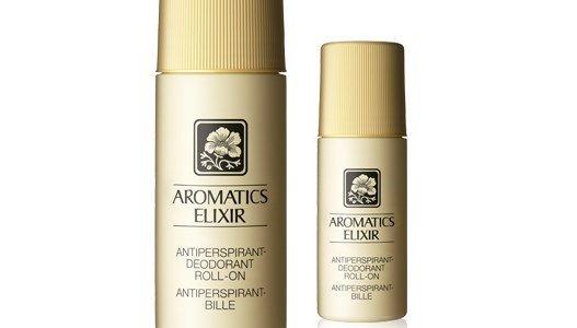 clinique aromatics elixir desodorizante roll on