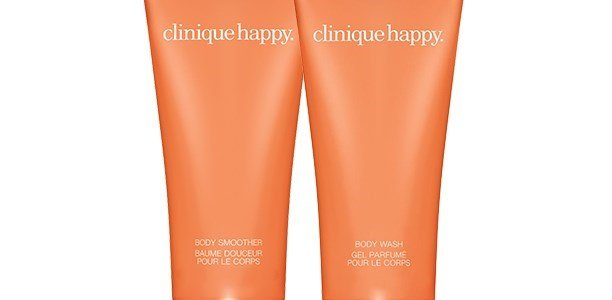 clinique happy body smoother washer