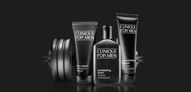 clinique men oil control exfoliating tonic