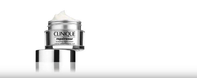 clinique repairwear night cream video