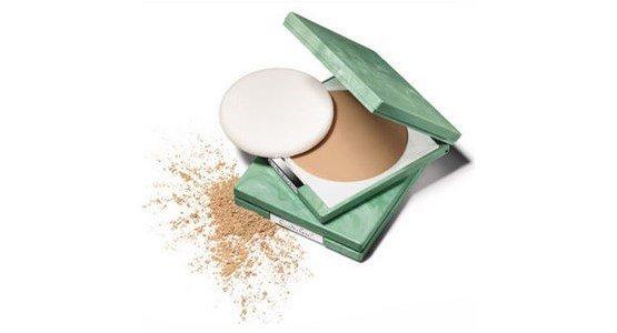 clinique super powder double face powder matte