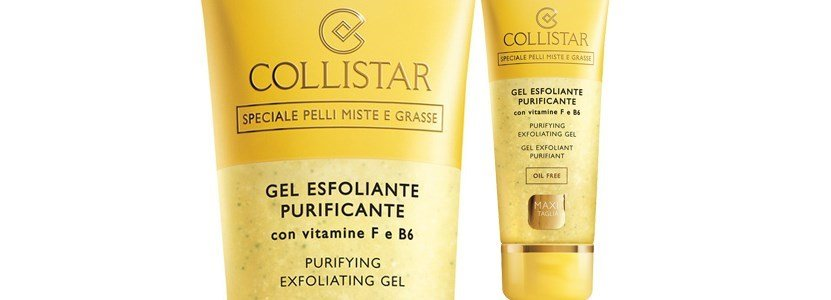 collistar gel purificante esfoliante