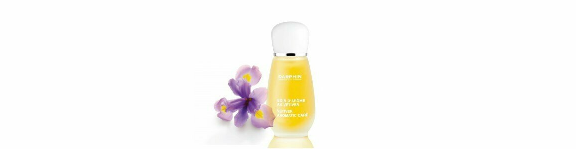 darphin oleo essencial aromatico vetiver alivio do stress 15ml