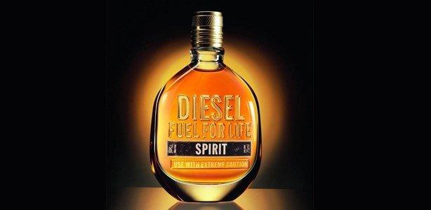 diesel fuel life spirit eau toilette homem