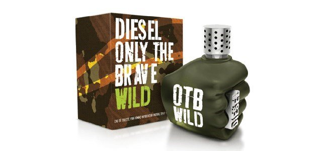 diesel only brave wild eau toilette homem