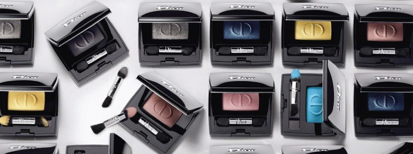 dior diorshow mono eyeshadows