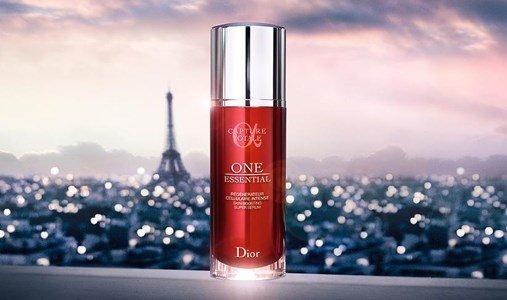 dior one essential serum