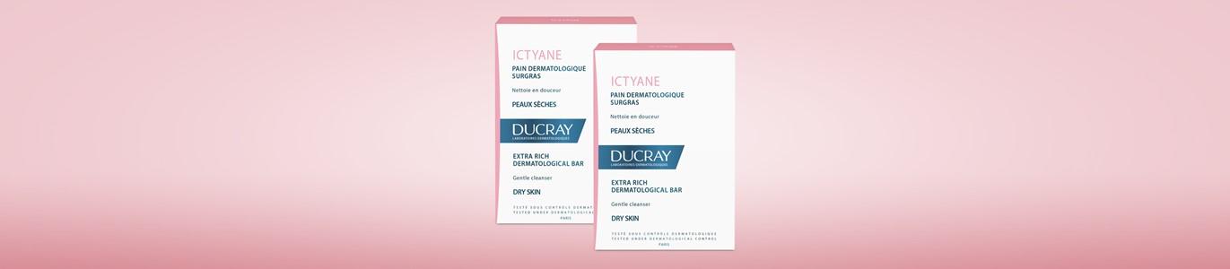 ducray ictyane pain dermatologico gordo 200 g