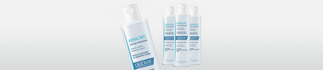 ducray keracnyl locao purificante 200 ml