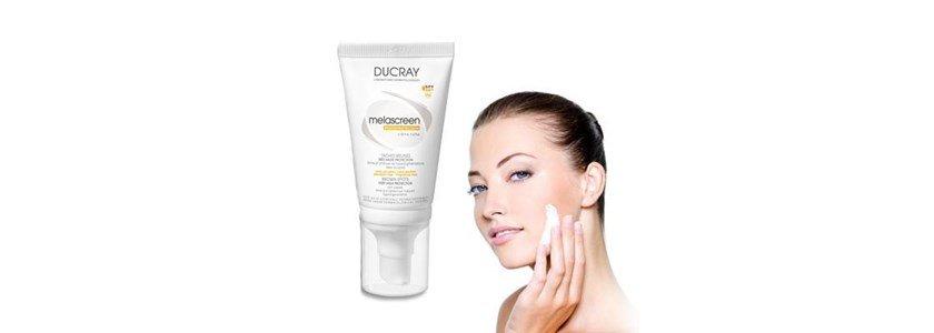 ducray melascreen creme ligeiro fotoprotetor spf 50