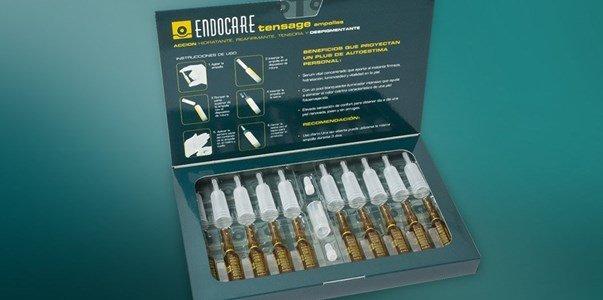 endocare tensage ampolas regeneradoras refirmantes