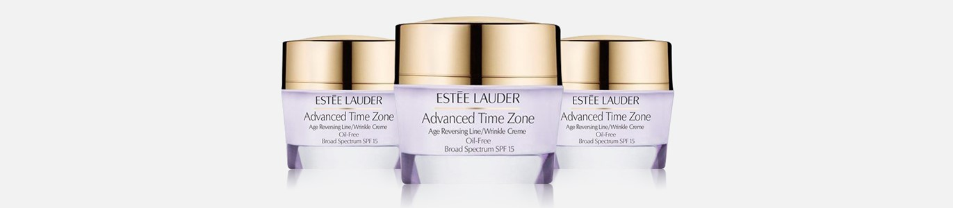 estee lauder advanced time zone gel oil free