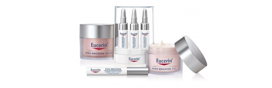 eucerin even brighter
