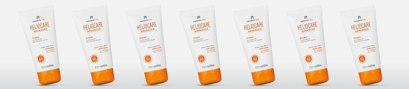 heliocare advanced creme spf50