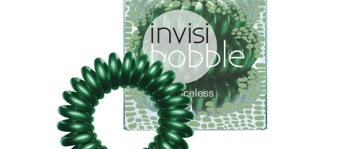 invisibobble elastico later alligator verde 3 unidades