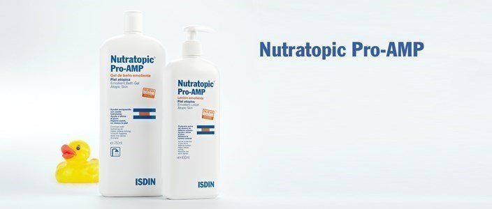 isdin nutratopic pro amp