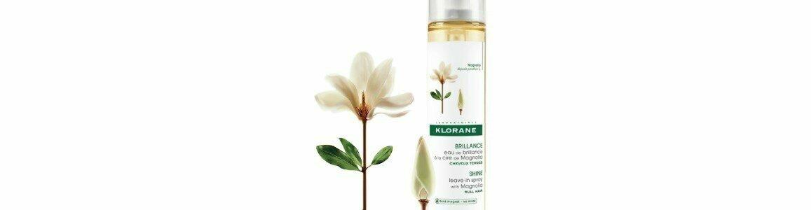 klorane agua brilho magnolia