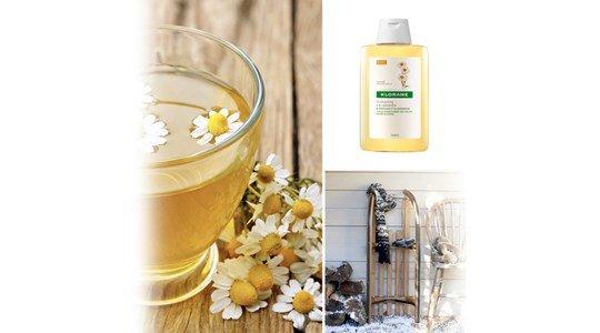 klorane shampoo chamomile