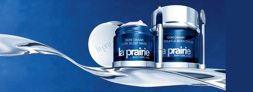 la prairie caviar collection creme corpo mascara noite