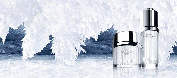 la prairie creme hidratante swiss ice crystal