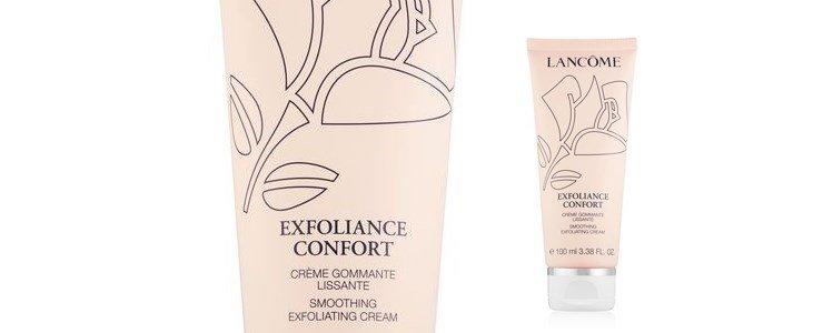 lancome confort esfoliante