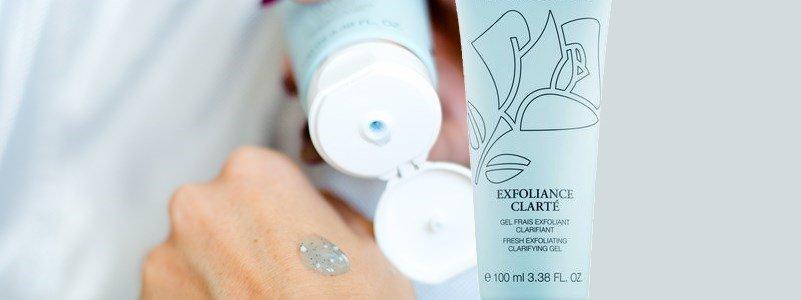 lancome exfoliante clarte