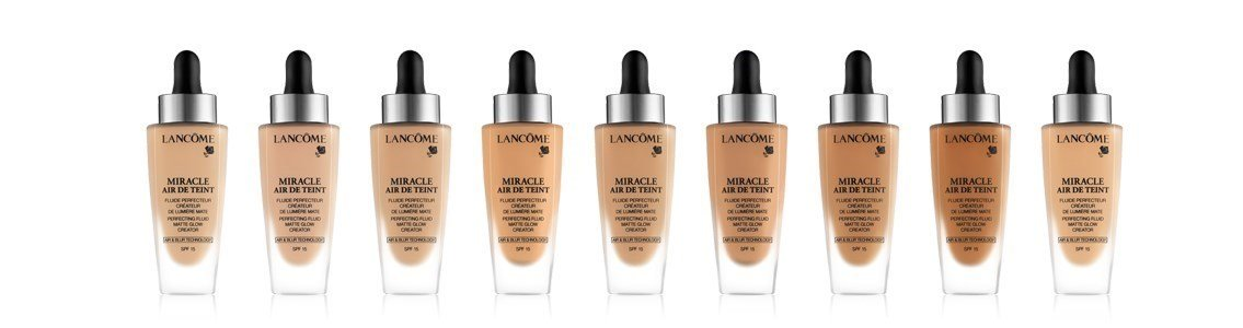 lancome miracle air teint