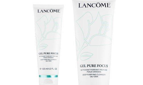 lancome pure focus gel limpeza