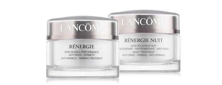 lancome renergie creme antienvelhecimento dia noite