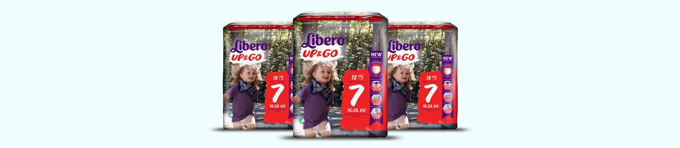 libero up go