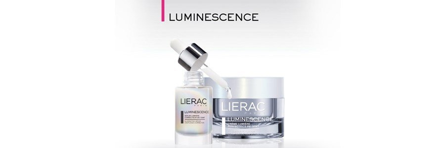 lierac luminescence serum iluminador corrector tez