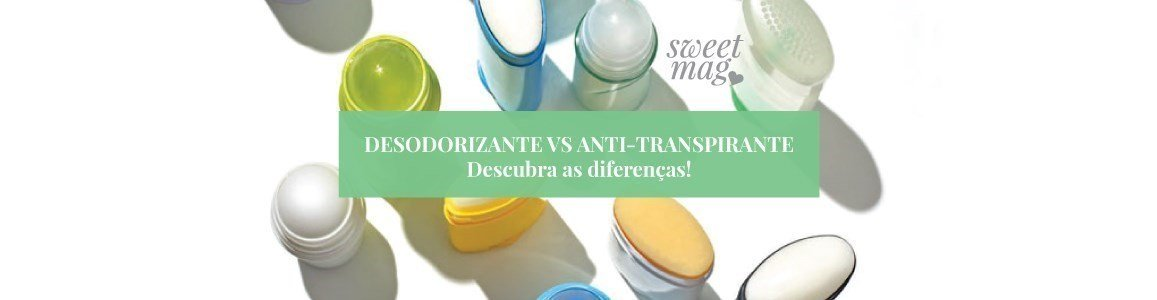 magazine desodorizantes anti transpirantes