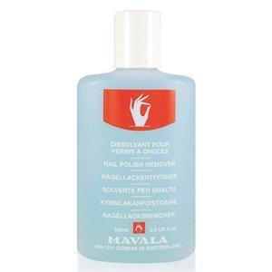 mavala dissolvente suave azul acetona