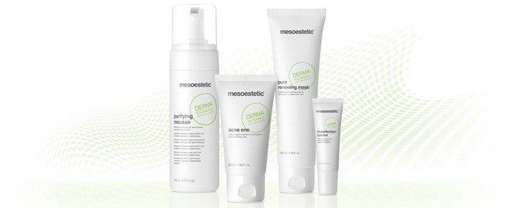 mesoestetic acne peel pure
