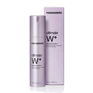 mesoestetic ultimate w  whitening cream