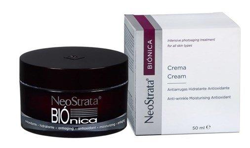 neostrata bionica creme antirrugas hidratante antioxidante