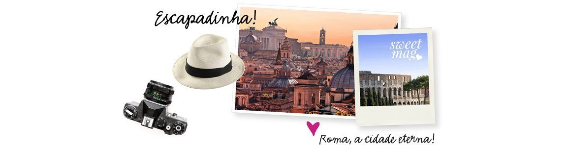 newsletter escapadinhas roma pt