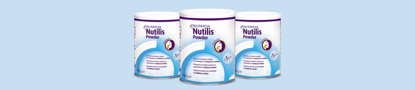 nutricia nutilis powder