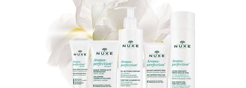 nuxe aroma perfection emulsao anti imperfeicoes global