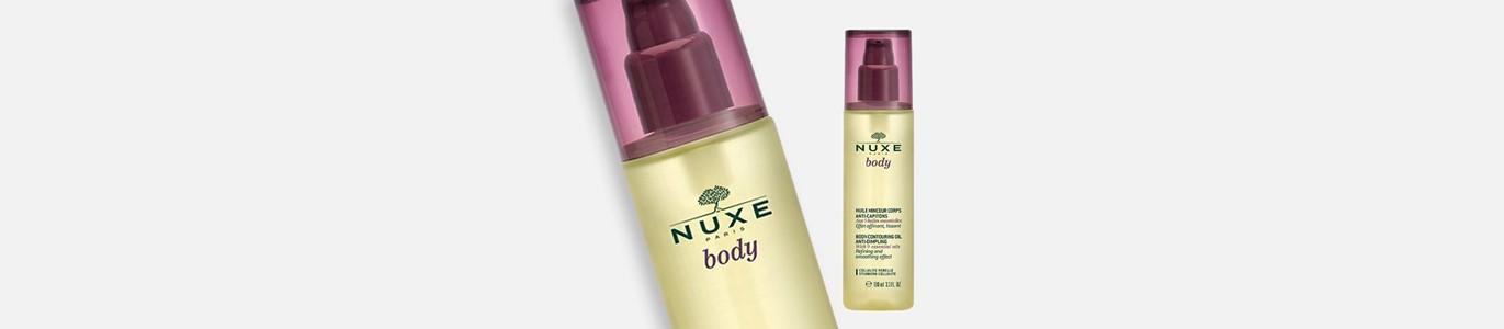 nuxe body oleo