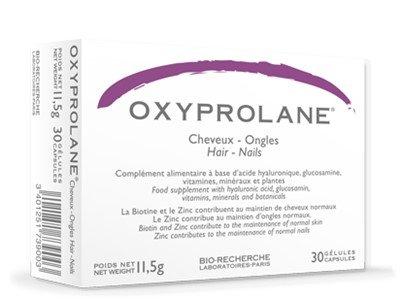 oxyprolane cabelo unhas
