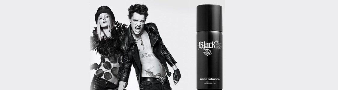 paco rabanne black xs men