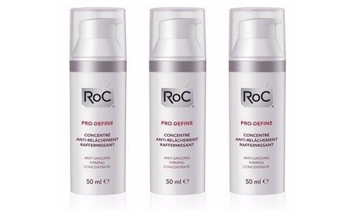 roc pro define concentrado refirmante antiflacidez