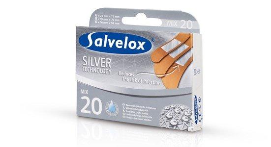 salvelox pensos tecnologia prata