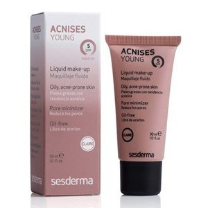sesderma acnises young sescouleur base maquilhagem oil free