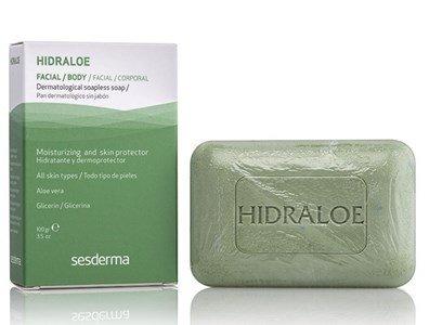 sesderma hidraloe sabonete dermatologico sem sabao aloe vera