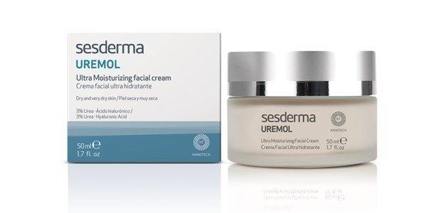 sesderma uremol creme hidratante pele atopica seca muito seca