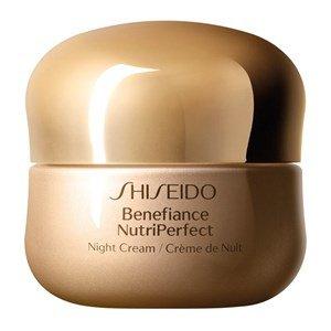 shiseido benefiance nutriperfect creme noite